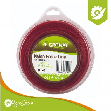 NYLON FORCE LINE REDONDO