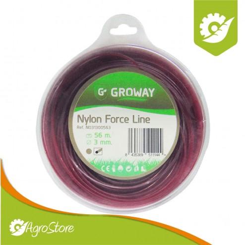 NYLON FORCE LINE REDONDO