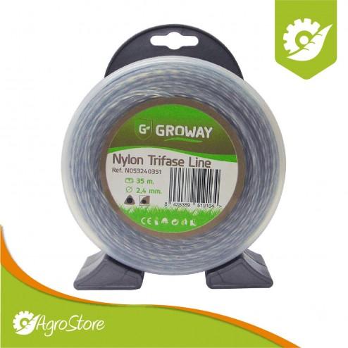 NYLON TRIFASE LINE D2,4mm