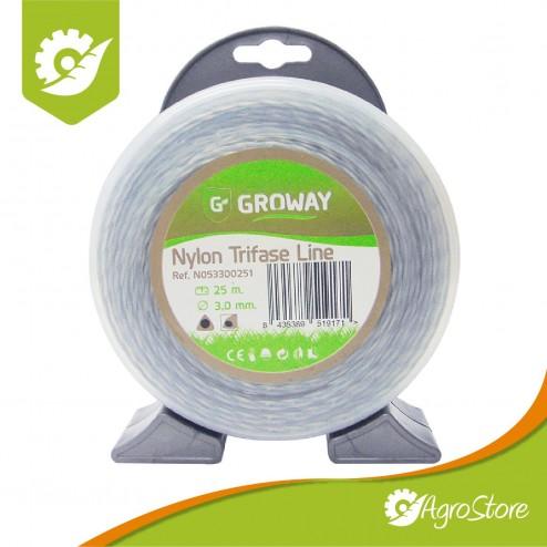 NYLON TRIFASE LINE D3,0mm