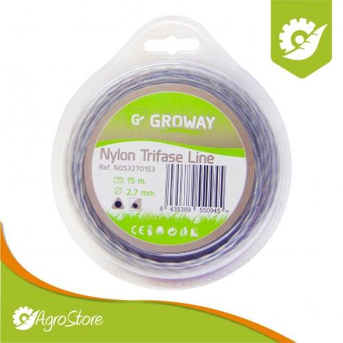 NYLON TRIFASE LINE D2,7mm